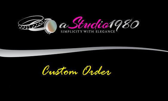 Custom order for Sophia