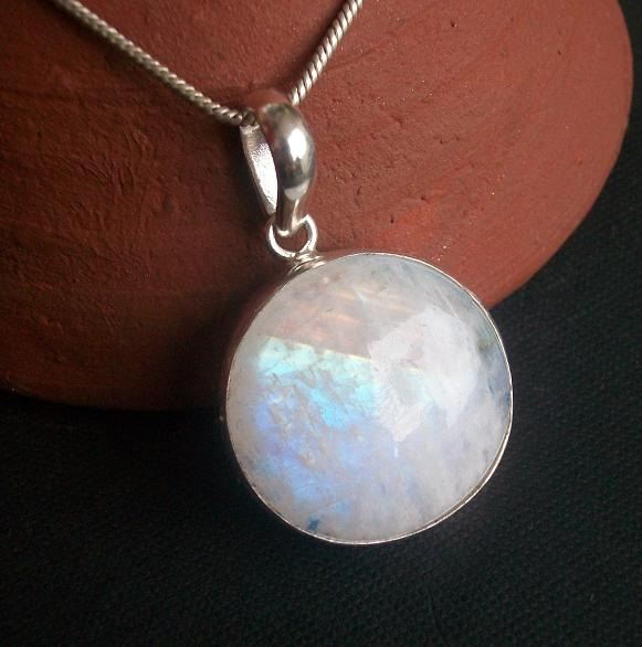 Image result for moonstone necklace