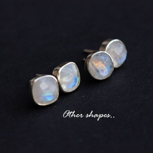 earrings stm moonstone stone item moon