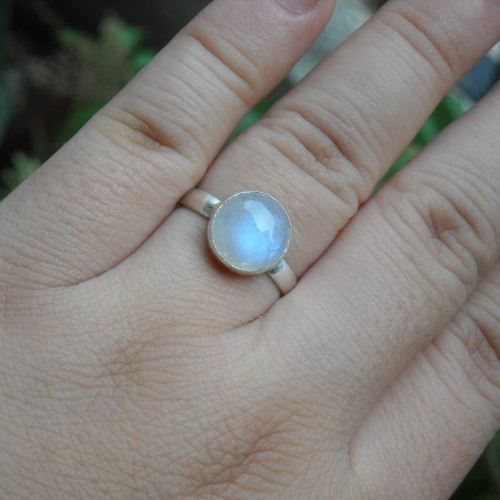 buy rainbow moonstone ring sterling silver moonstone wedding ring online at astudio1980com - Moonstone Wedding Ring