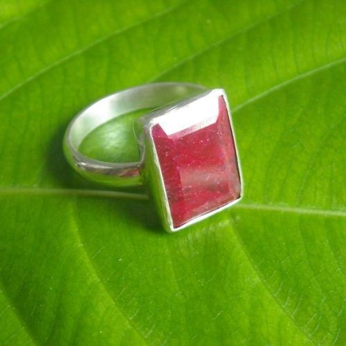 Ruby ring Ruby Gemstone ring sterling silver ruby Ring handmade Ring handmade ring Precious