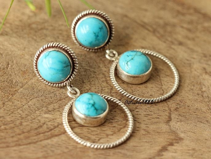 One Of A Kind Handmade Turquoise Jewelry Online At