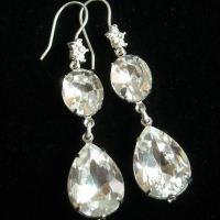 Sterling silver ring earrings dangle - beautiful sterling silver earrings tarnish