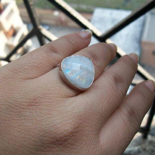 August Birth Stone Ring